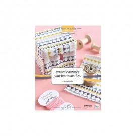 Livre Petites coutures pour bouts de Tissus - Milpoint