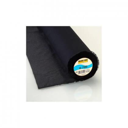 Entoilage thermocollant  G700 Noir - Vlieseline