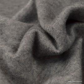 Jersey maille coloris Noir