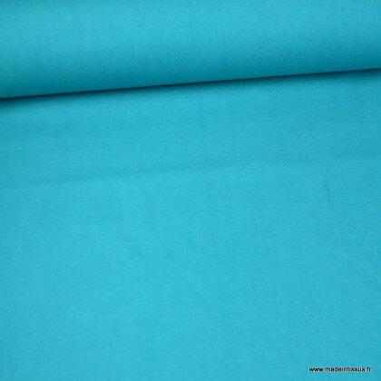 Tissu cretonne coton Tourmaline