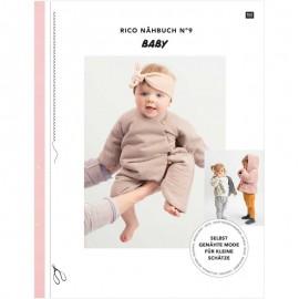 Le Petit livre de couture de Rico Bébé N°9