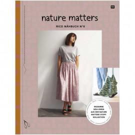 Le Petit livre de couture Vive la Nature de Rico N°8
