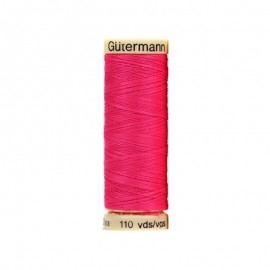 Bobine de Fil pour tout coudre Gutermann 100 m - N°3837 - Neon rose Fluo