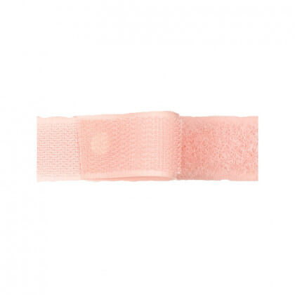 Velcro 20mm auto-agrippant rose