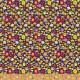 Tissu Rayon de coton fleurs Ocre Solstice - Windham Fabrics - Oeko tex