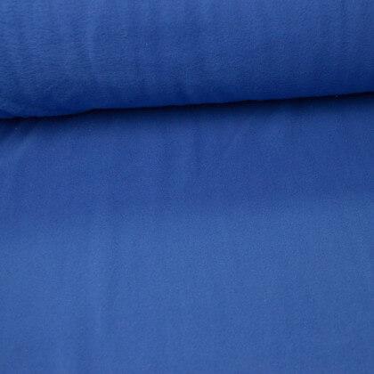 Tissu Micro polaire Bleu liberty- oeko tex