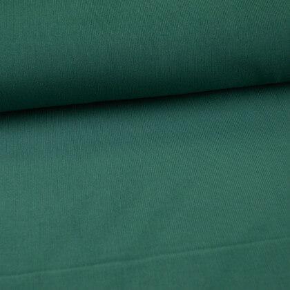 Tissu velours côtelé coton vert pétrole