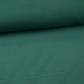 Tissu velours côtelé coton vert céladon foncé