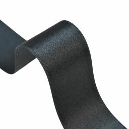 Ruban SATIN double face IVOIRE , 25 mm, au mètre
