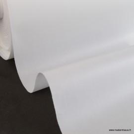 Tissu PUL Blanc certifié contact alimentaire