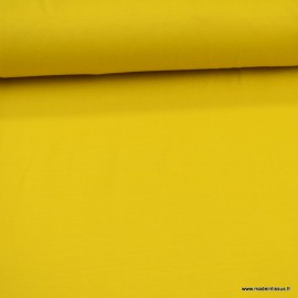 Tissu jersey Bio coloris Paon -  GOTS & Oeko tex