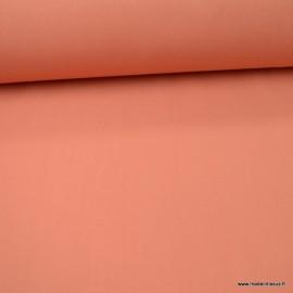 Tissu demi natté coton Canva coloris Marsala - oeko tex