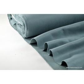 tissu feutrine gris polyester par 50cm