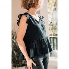 Patron Ethel - Robe/blouse du 34 au 52 - PM Pattern