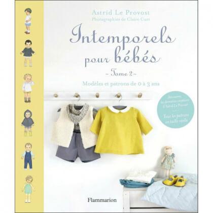 Livre Intemporels pour bébés Tome 2 - Astrid Le Provost
