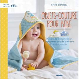 Livre Objets-couture pour bébé - Sylvie Blondeau