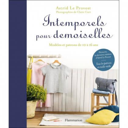 Livre Intemporels pour Demoiselles - Astrid Le Provost
