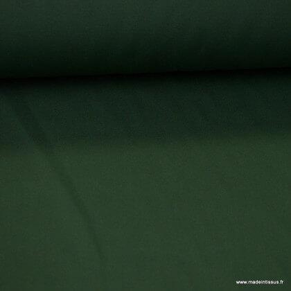 Tissu gabardine sergé coloris Kaki clair - oeko tex