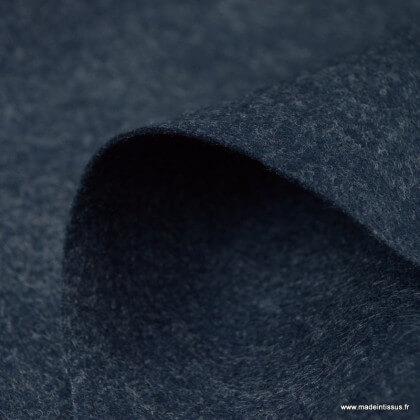 Feutrine marine polyester pour loisirs créatifs .x 1m