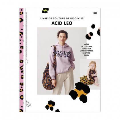 Le Petit livre de couture de Rico N°10 - Acid Léo