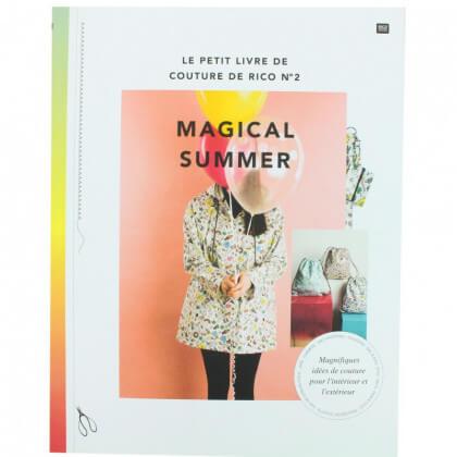 Le Petit livre de couture de Rico N°2 - Magical Summer