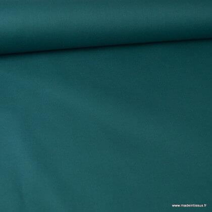 Tissu Gabardine enduite étanche bouteille