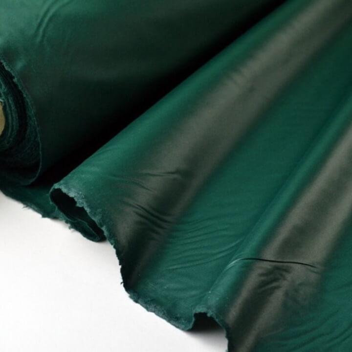 Tissu polyester bouteille déperlant pour parapluie .