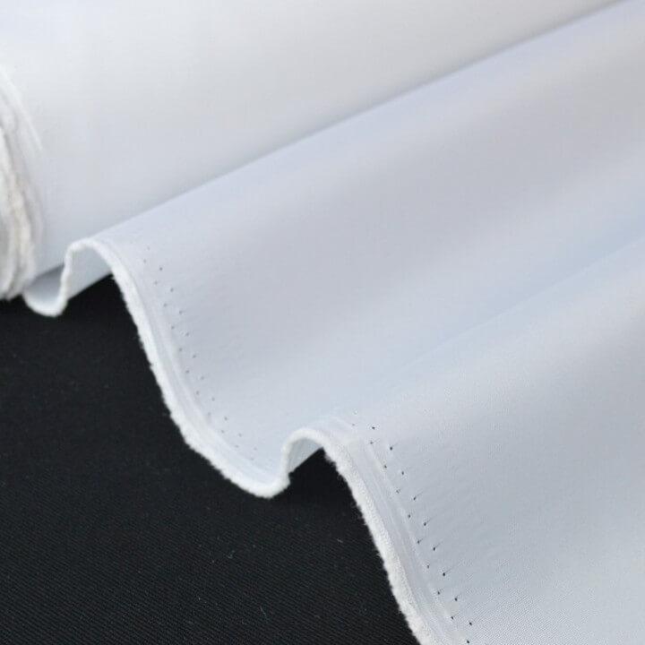 Tissu Doublure blanche 100% polyester
