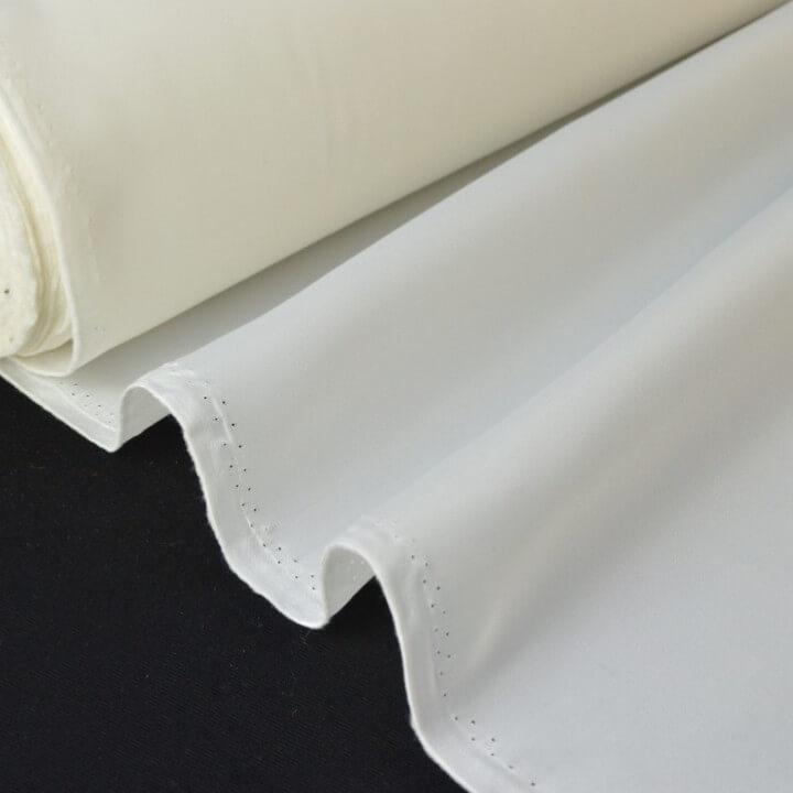 Tissu Doublure ivoire 100% polyester
