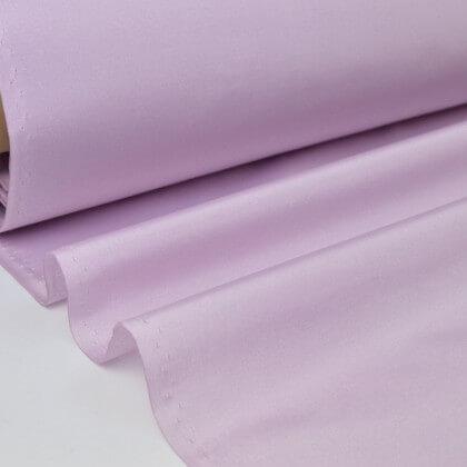 Tissu Taffetas changeant polyester Rose/Blanc