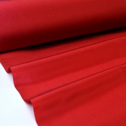 Tissu Taffetas changeant acetate rouge fuchsia