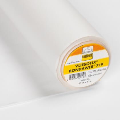 Voile thermocollant double face avec support papier - Vliesofix