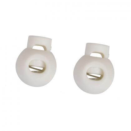 Arrêts cordons (bloqueurs) - coloris Blanc