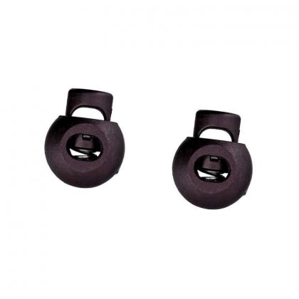 Arrêts cordons (bloqueurs) - coloris Noir