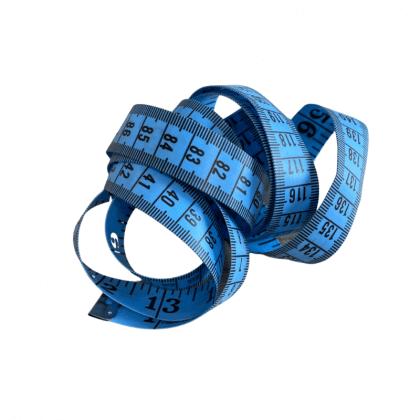 Mètre ruban couture Eco avec boite - coloris aléatoire