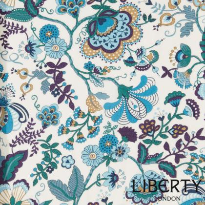 Tissu Liberty Mabelle Tana Lawn - oeko tex