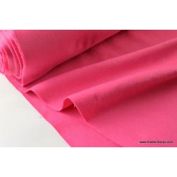 Feutrine fuchsia polyester pour loisirs créatifs .x 1m