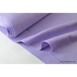 Feutrine parme polyester pour loisirs créatifs .x 1m