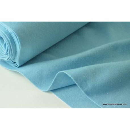 Feutrine 100% polyester ciel446 180cm 325gr/m²