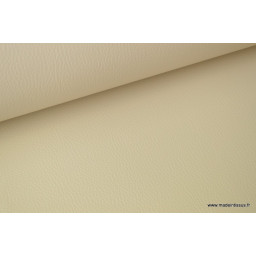Faux cuirs ameublement rigide mastic x50cm