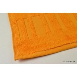 Serviette éponge essuie mains MANGUE 30X50