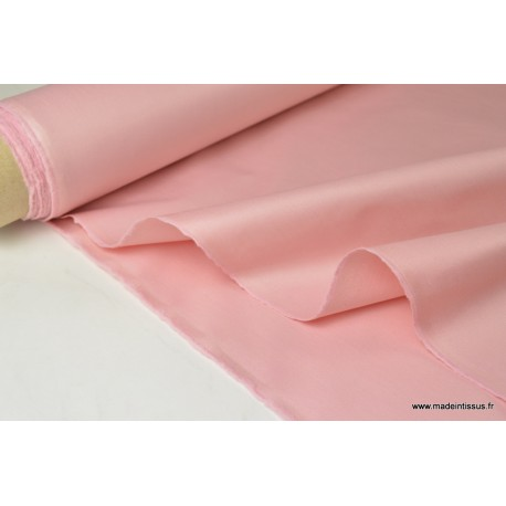DOUBLURE taffetas chintz coloris ROSE x50cm
