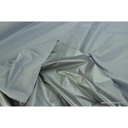 tissu occultant isolant thermique et phonique gris par 50cm