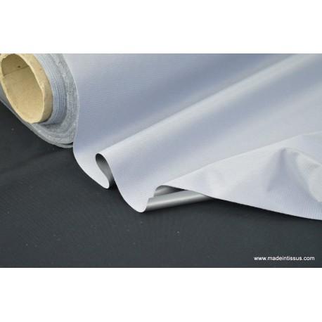 tssu isolant thermique et phonique occulant gris made in tissus. Black Bedroom Furniture Sets. Home Design Ideas