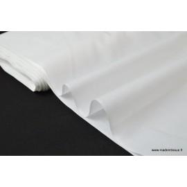 Tissu Voile de coton écru .x1m