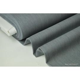 3929 jeans GRIS68 65%coton 33%polyester 2%spandex 140cm 220gr/m²