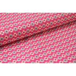 Tissu coton imprimé dessin item .x1m