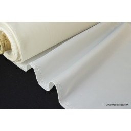 Doublure ivoire 100% polyester x50cm