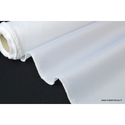 Tissu parapluie Blanc x50cm