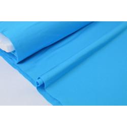Tissu LYCRA brillant bi elastique coloris turquoise